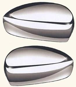 Calotte specchio retrovisore cromato destra e sinistra - Specchio per valutazione posturale ...