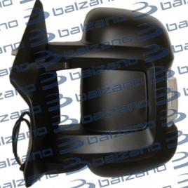 COPPIA RETROVISORE FIAT DUCATO 2006 ELETT. TERM. BRACCIO CORTO C/FAN. INTEGRATO DX SX