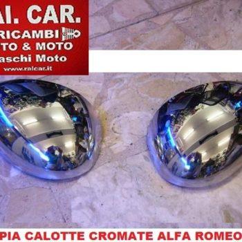CALOTTE 147 CROMATE