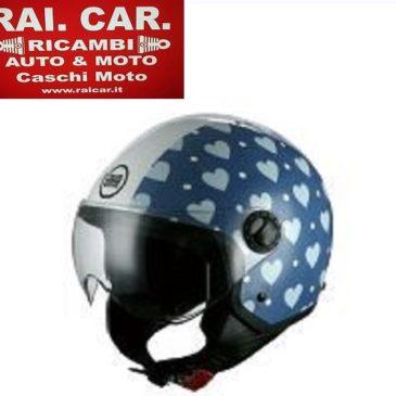 Caschi moto bhr 801 love taglia xs s m l xl
